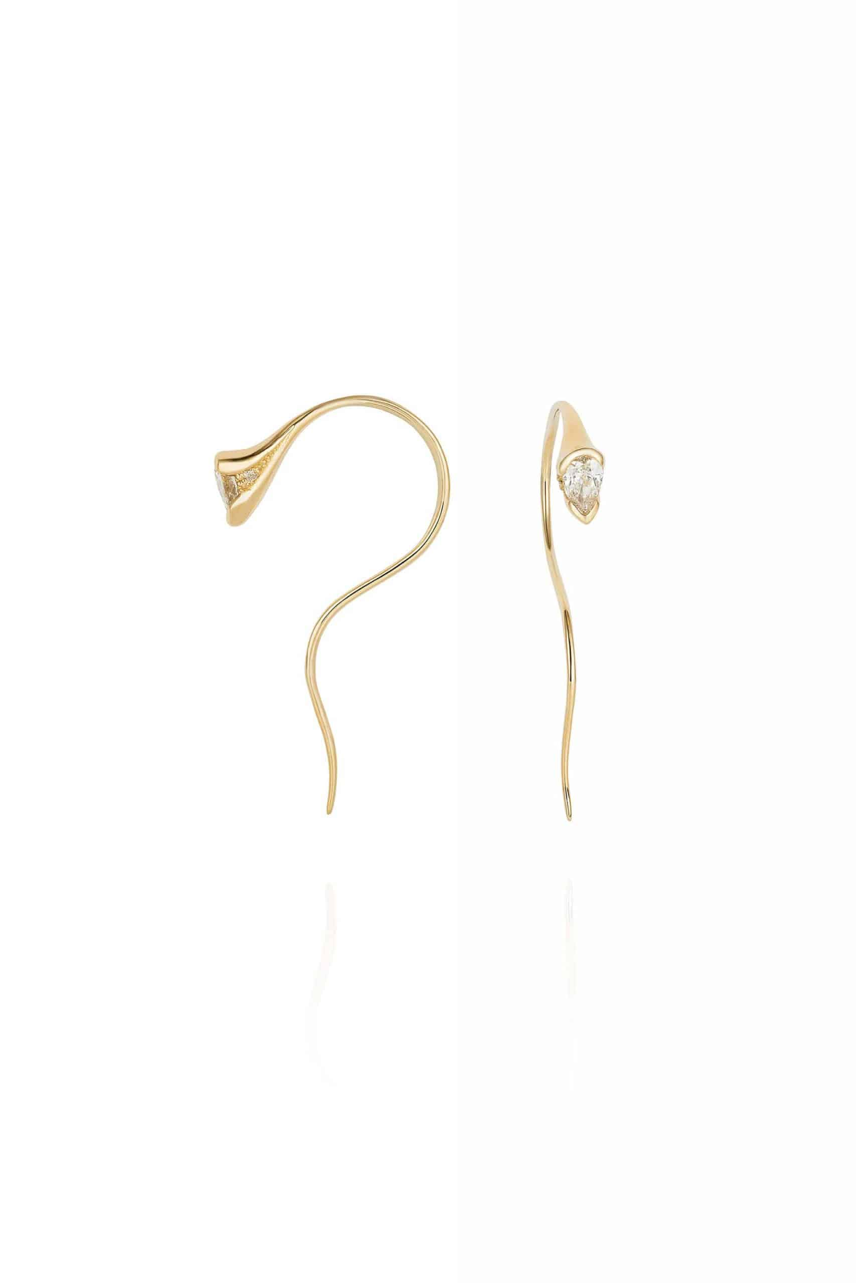 Sprout Small Earrings