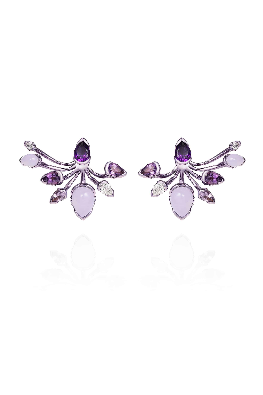 Calyx Earrings