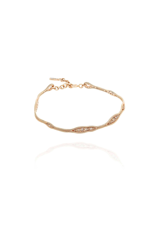 Fluid Diamonds Bracelet