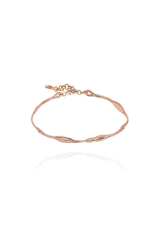 Fluid Gold Bracelet