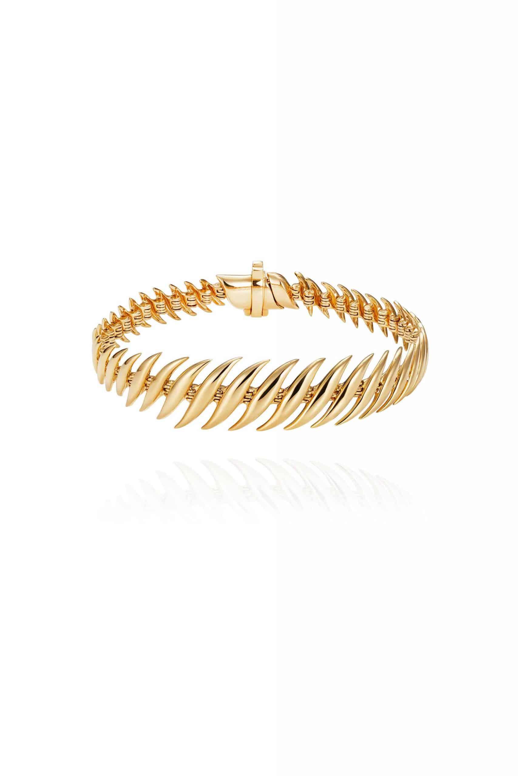 Flame Small Bracelet