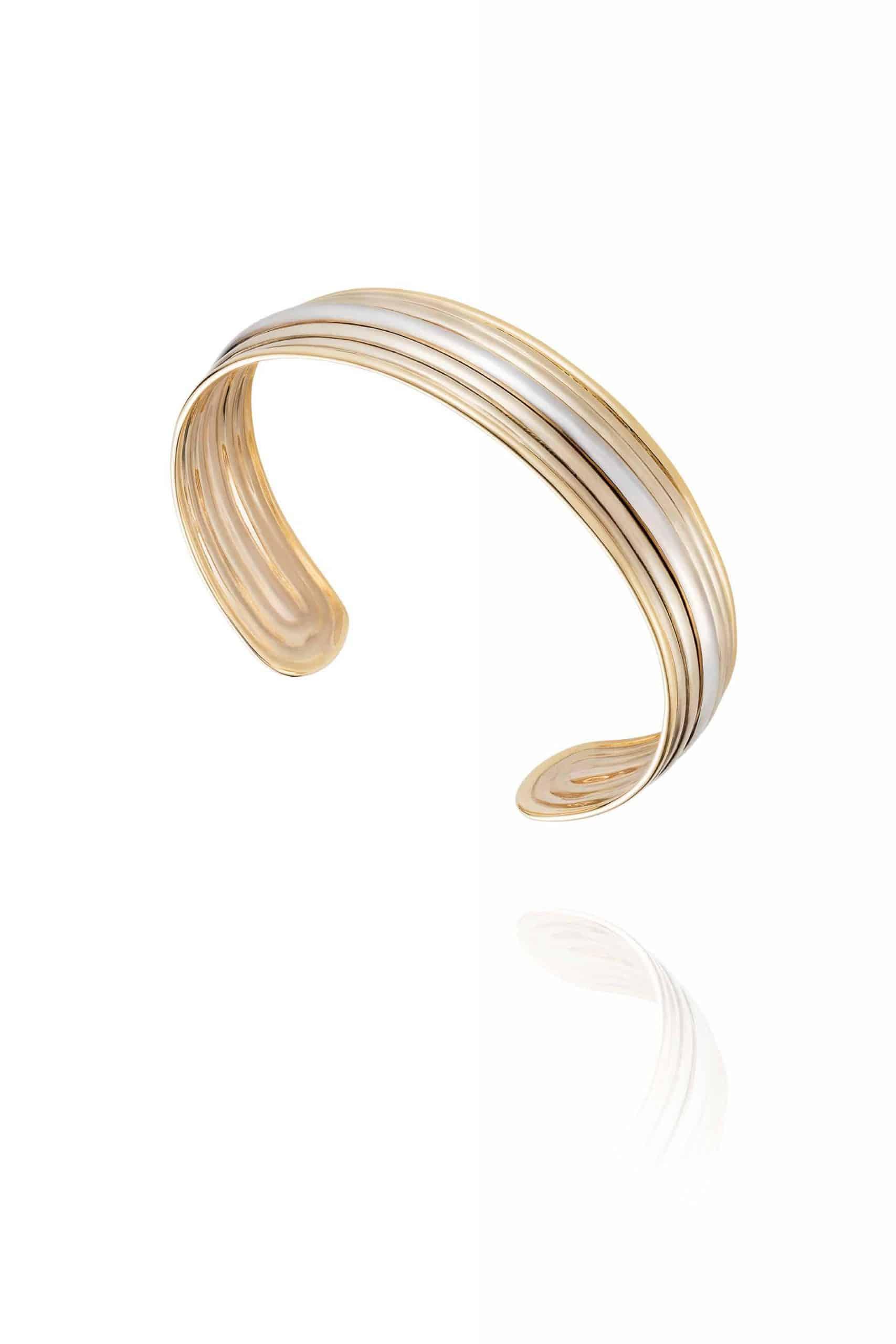 Grooved Bracelet