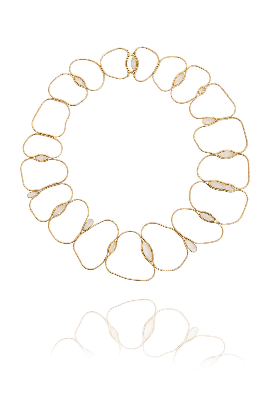 Fluid Chain Necklace
