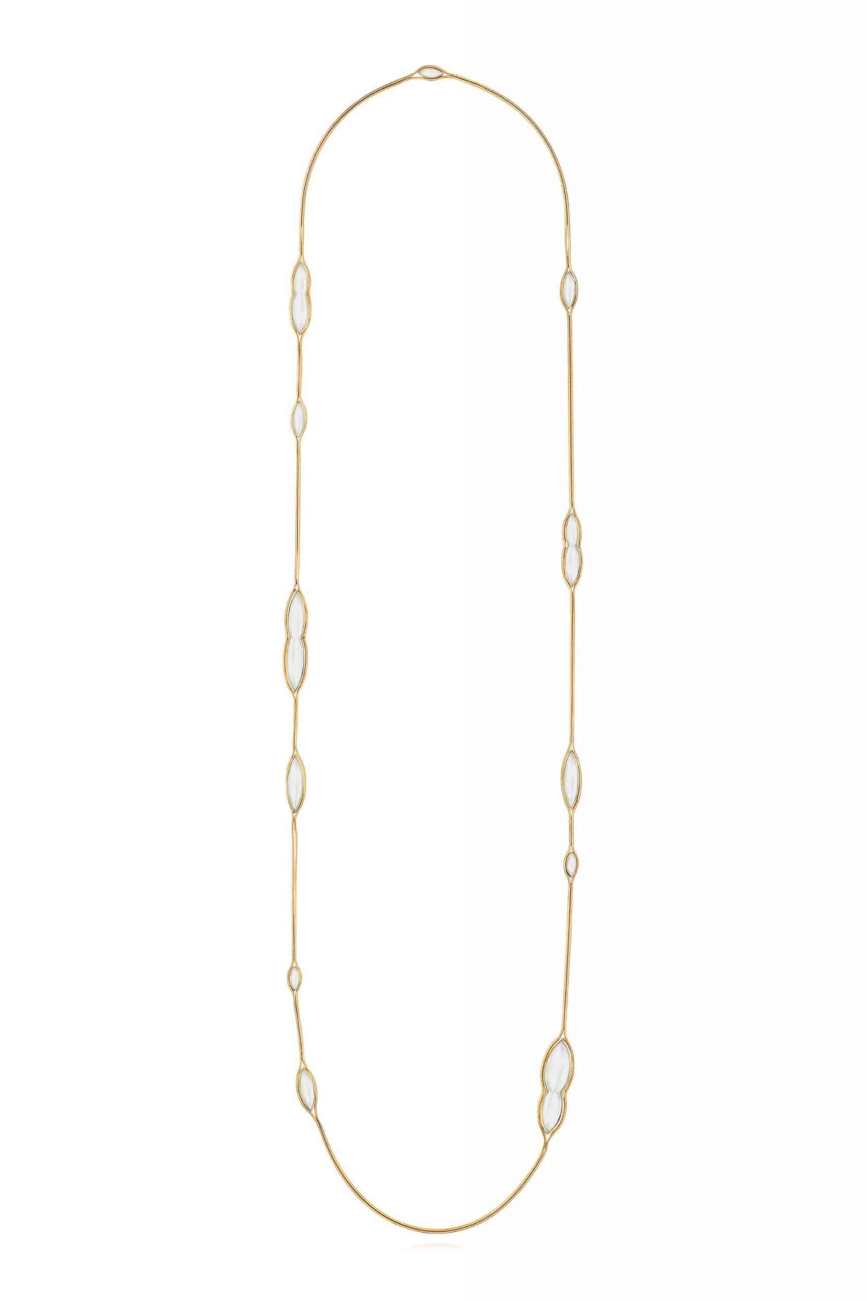 Fluid Necklace