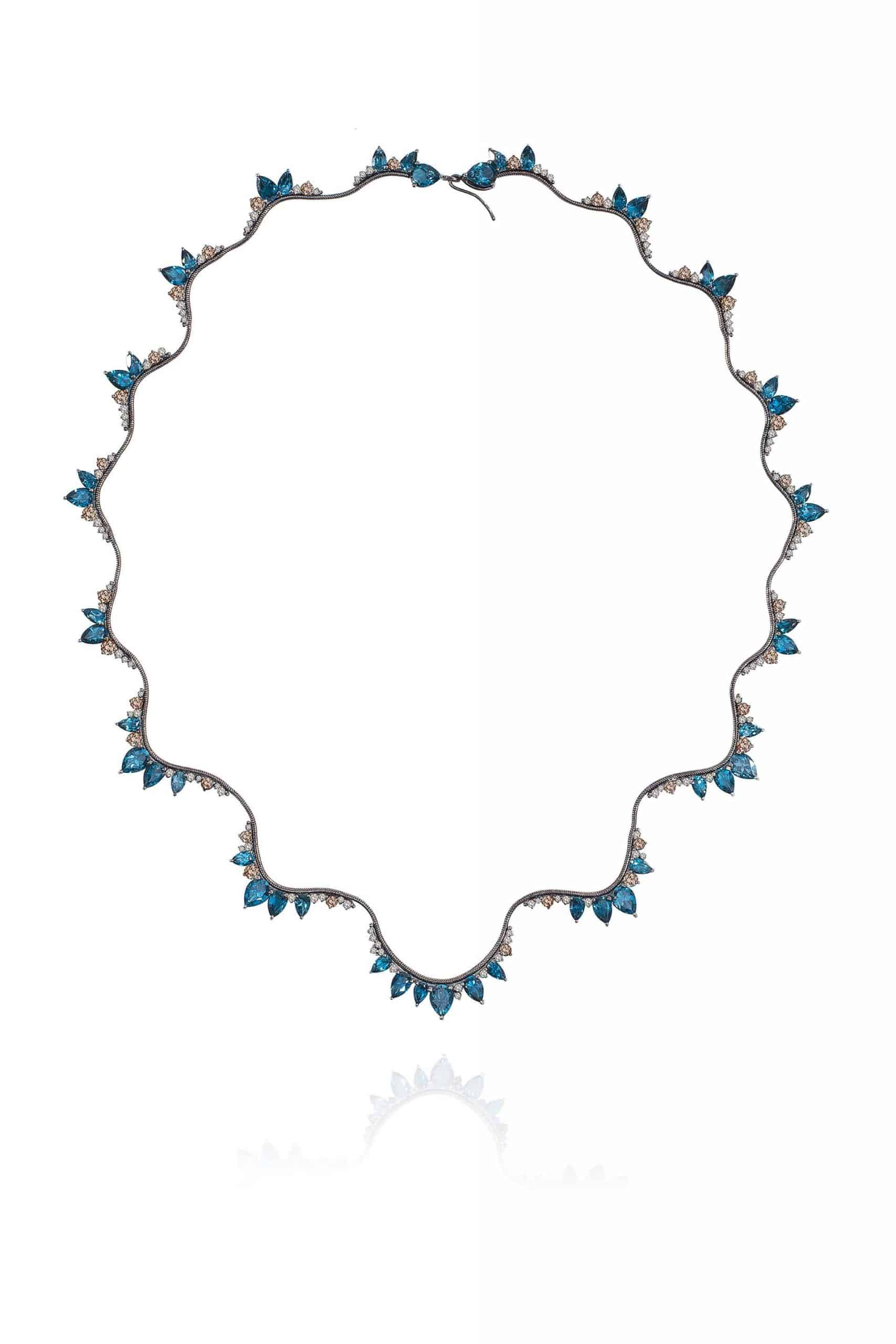 Electric Necklace