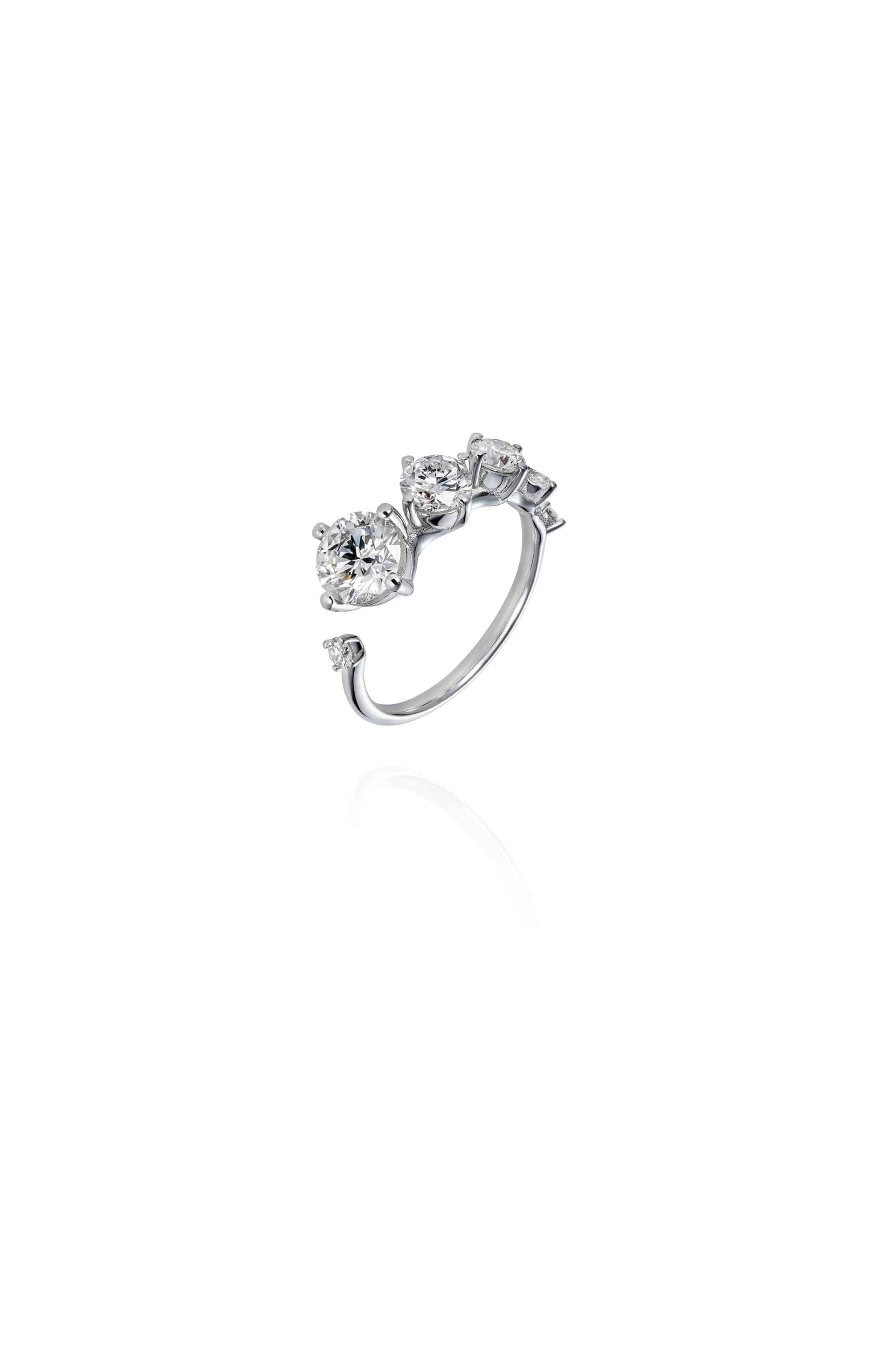 High Brilliant Sequence Ring