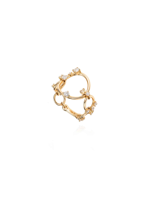 Aerial Loops Ring