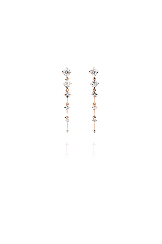 Sequence Short Earrings