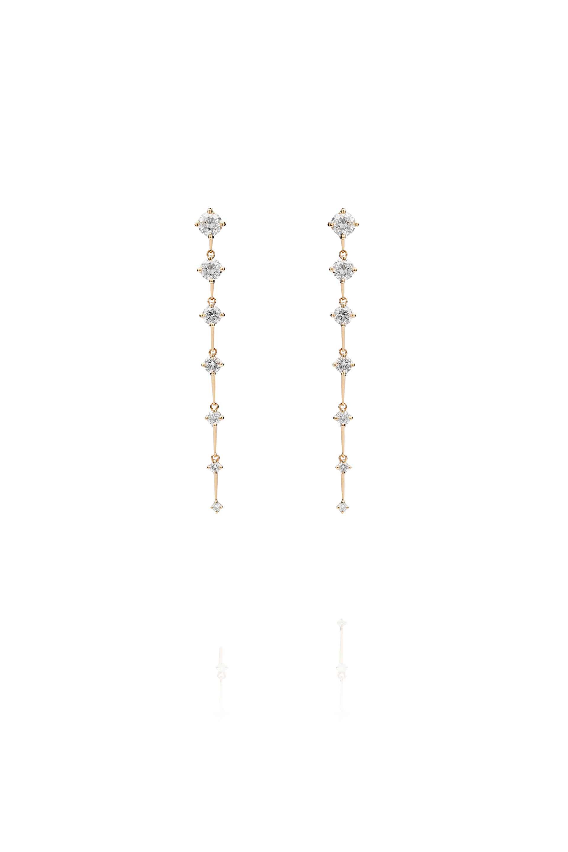 Sequence Medium Earrings