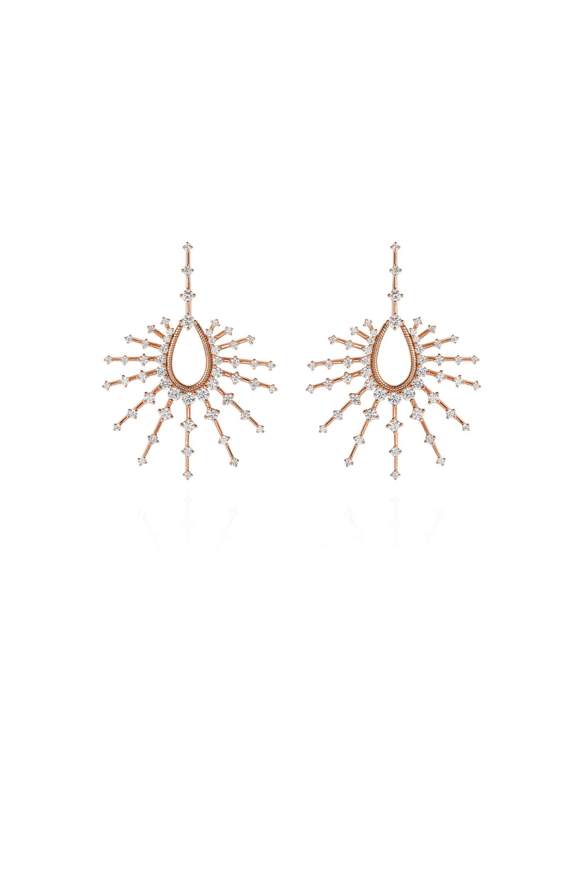 Clarity Small Drop Earrings