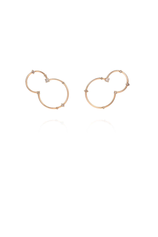 Acrobat Lobe Earrings