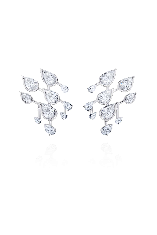High Flare Earrings