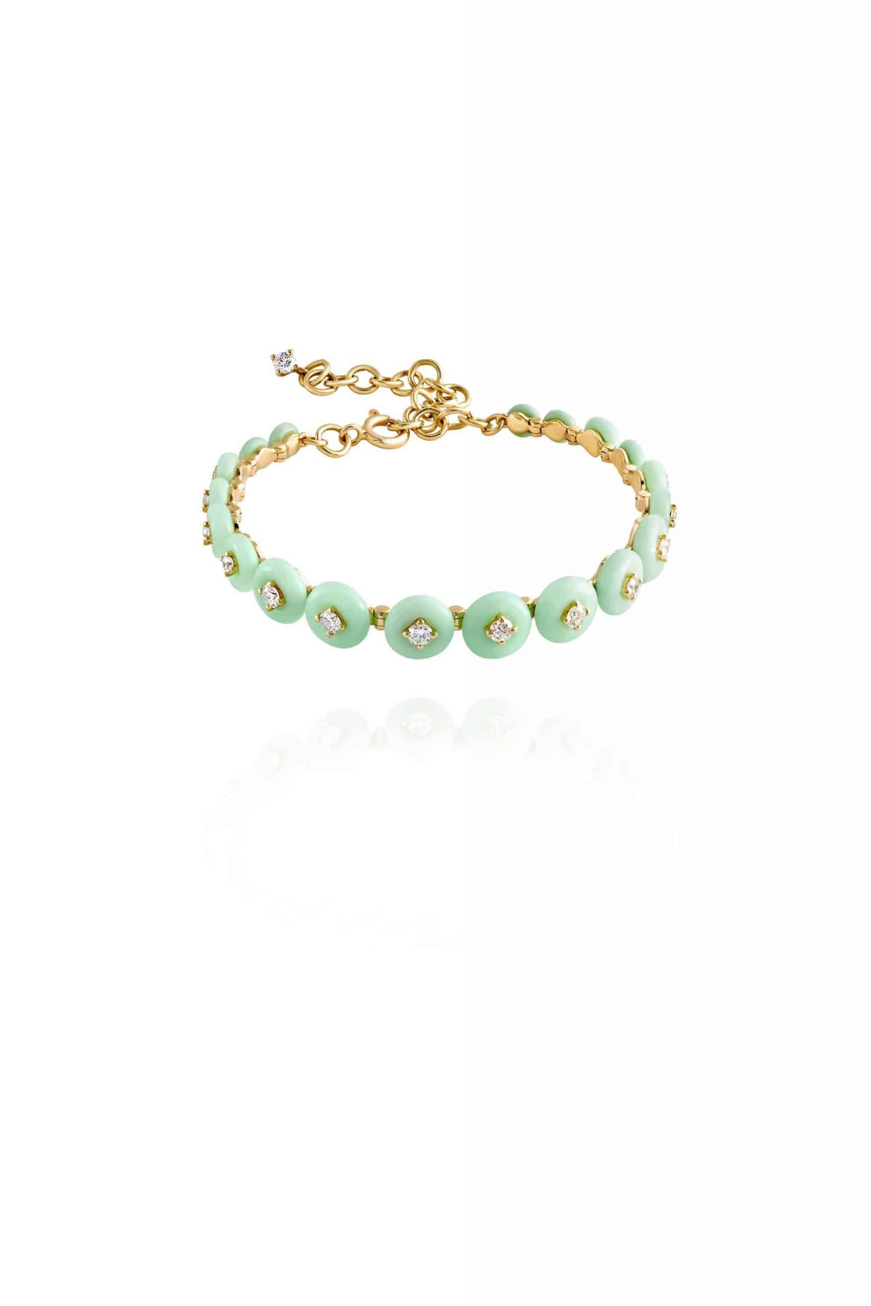 Surrounding Small Bracelet