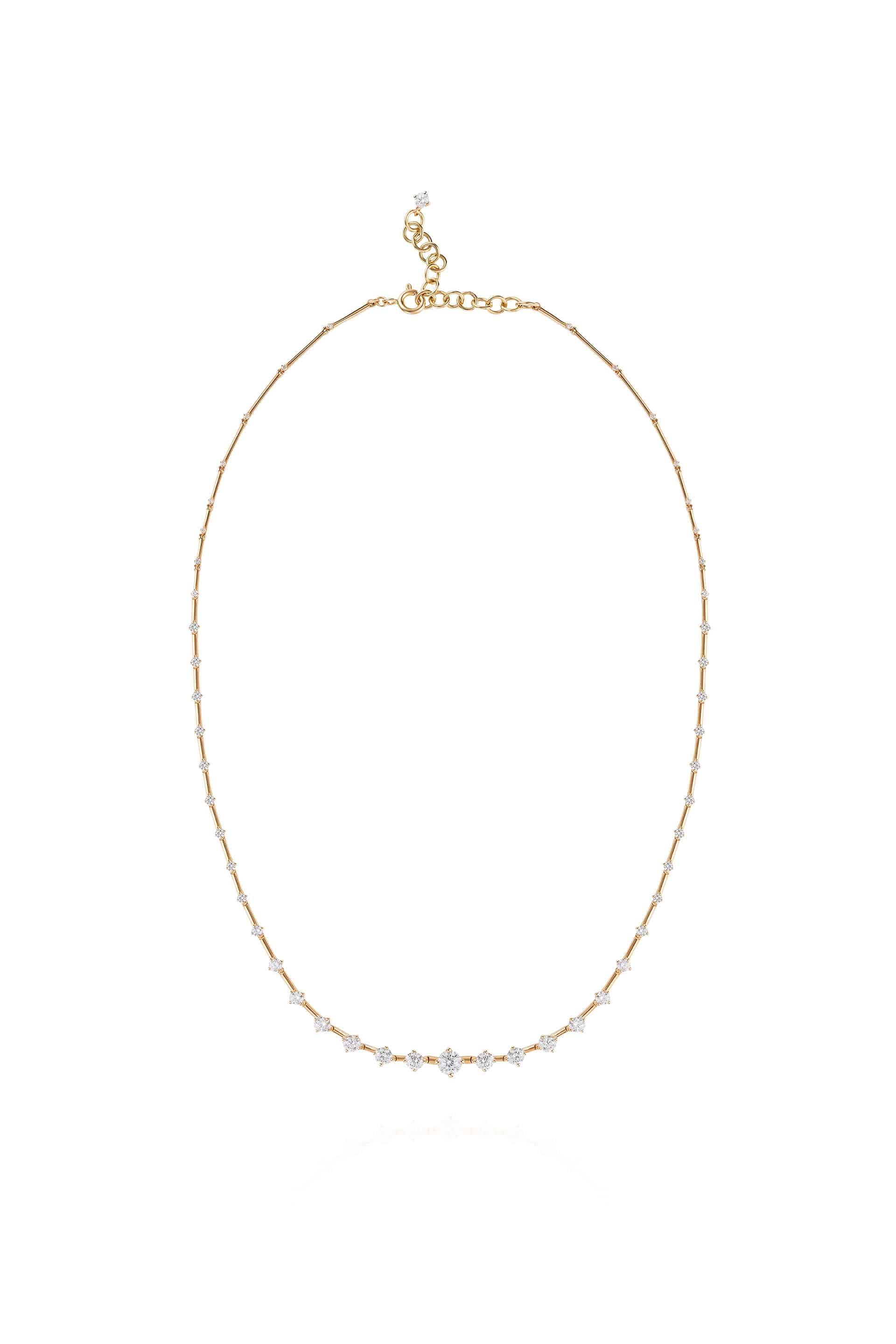 Sequence Small Necklace
