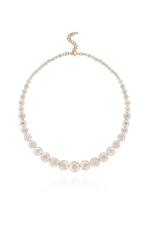 Surrounding Necklace