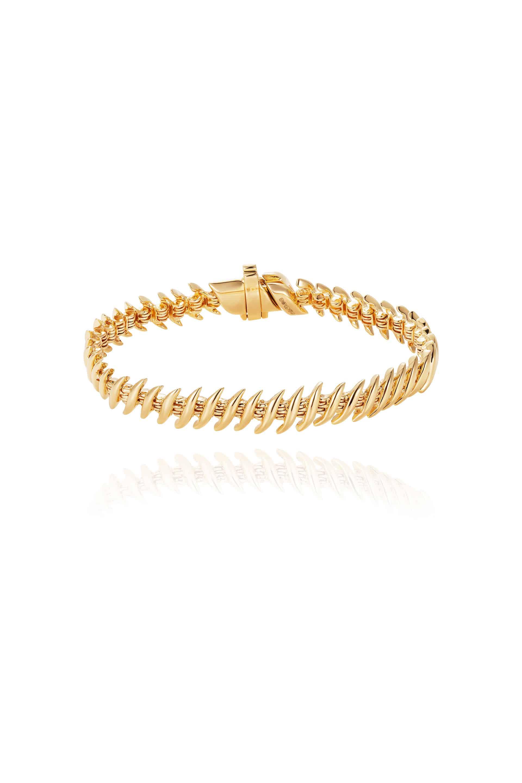 Flame Slim Bracelet